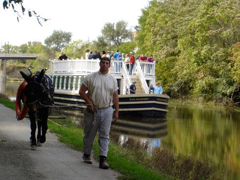 Boat Mule Pull