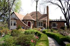 Weber House & Garden