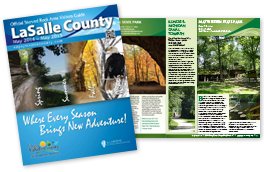 2013-2014 LaSalle County Visitors Guide